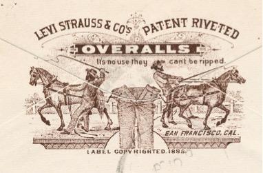 ツーホースマークのファーストデザイン 1886年