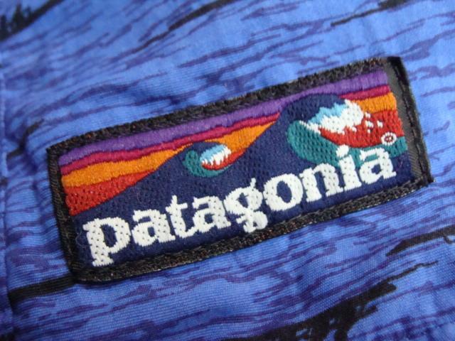 パタゴニアの波タグ
